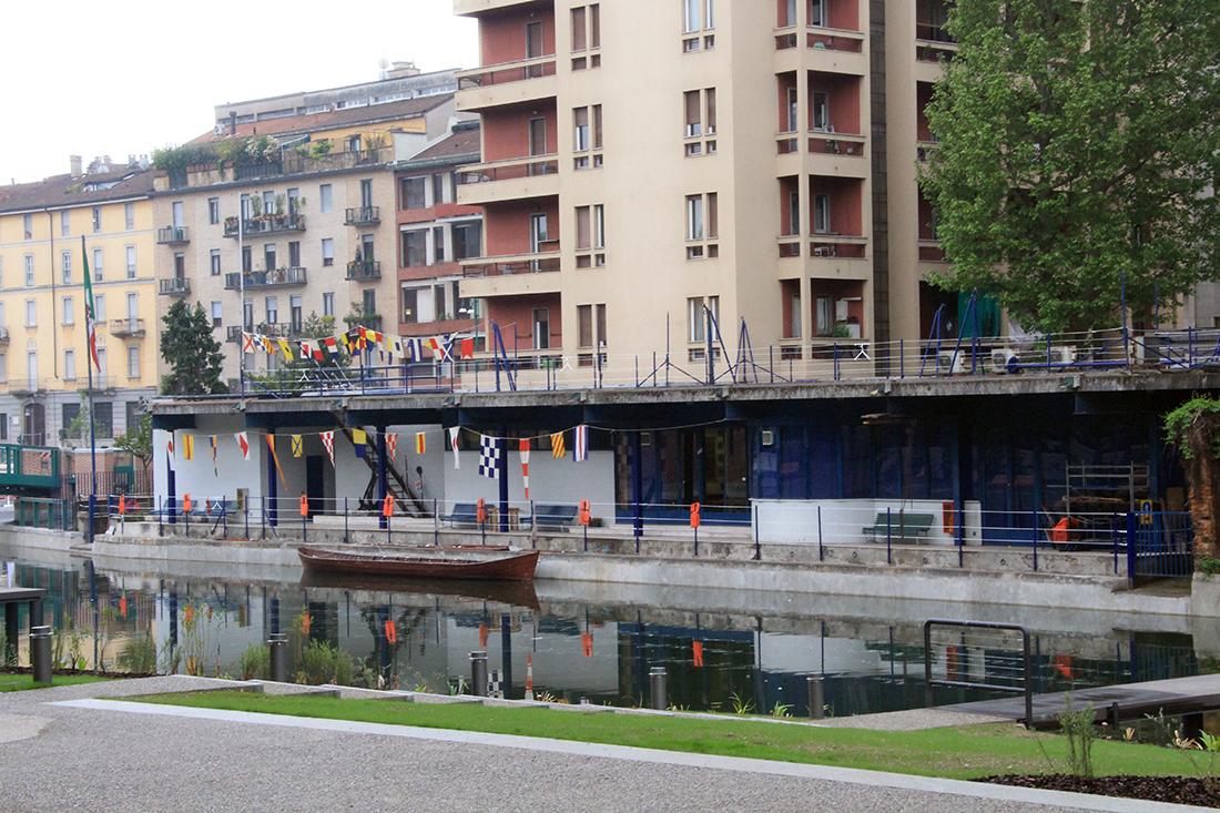 la sede in Darsena - ANMI Associazione Marinai d'Italia Milano_Foto Maccione