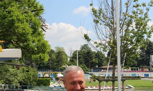 L'AMM. DIV. GIORGIO LAZIO in visita presso la nostra Sezione Nautica