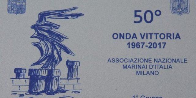Celebrazioni 50.mo Anniversario del Monumento ai Marinai